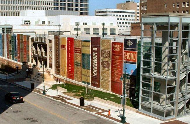 La biblioteca de Kansas