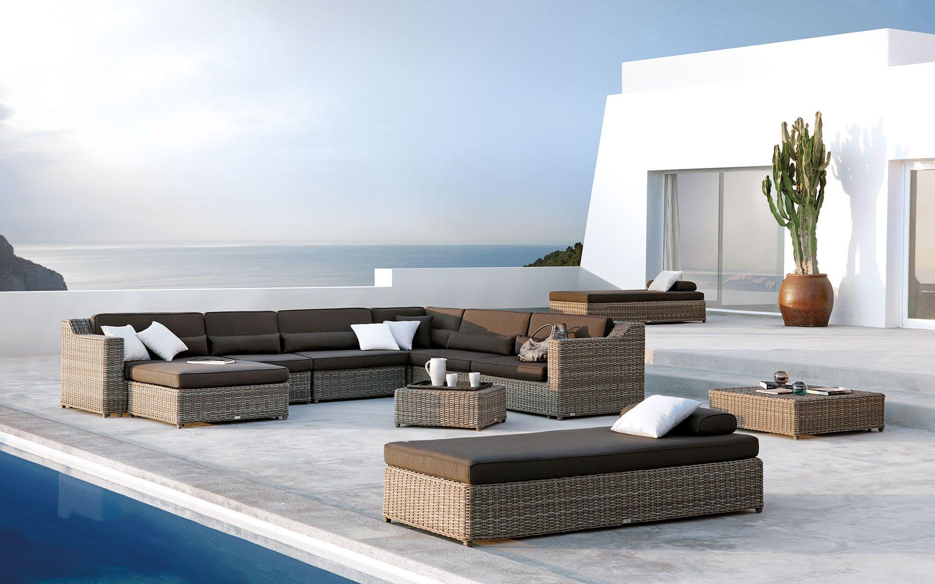 Muebles y Sofás de exterior