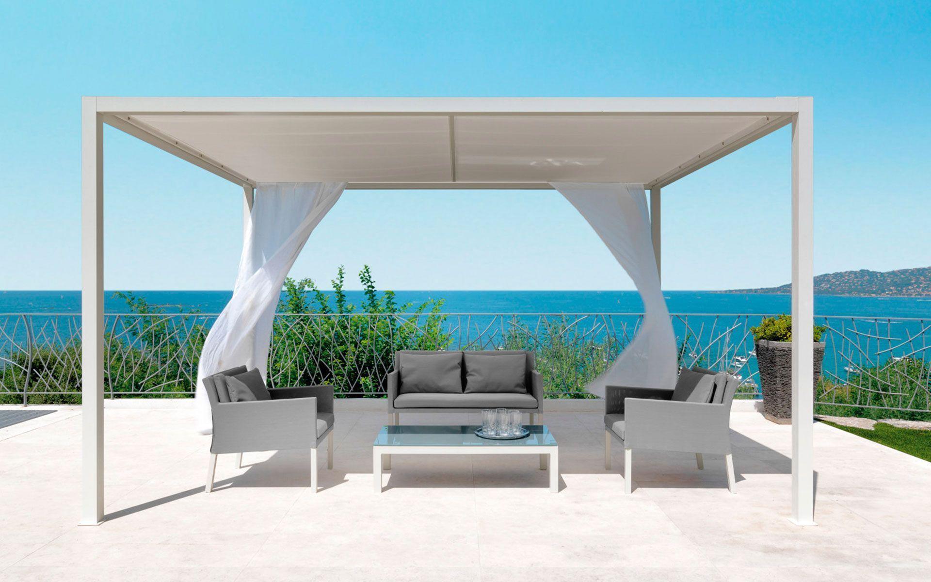 Muebles de lujo para exterior terrazas jardines