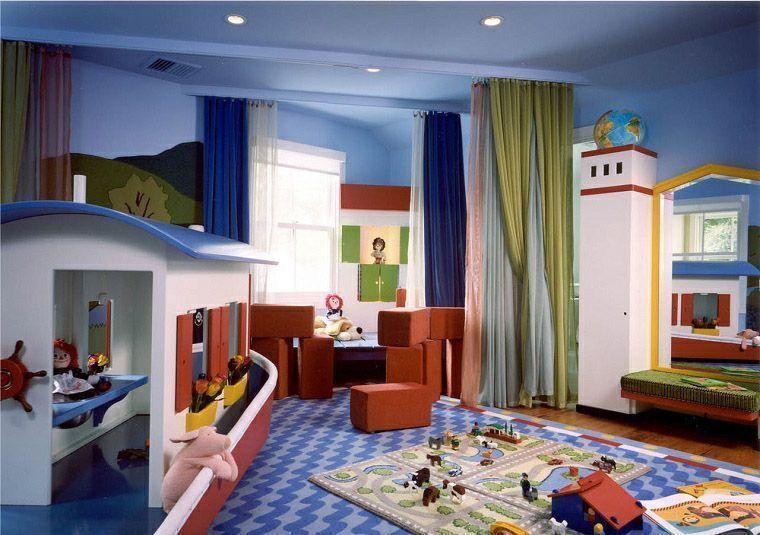 Decoración De Habitación De Niños Arph