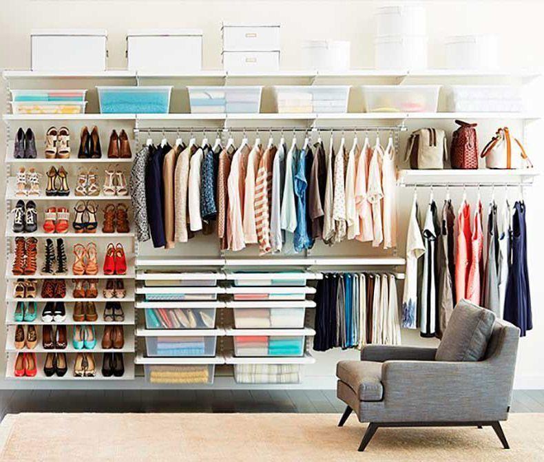 Como ordenar un armario