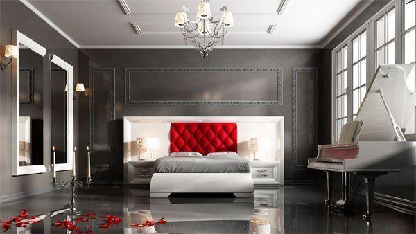 Decoración dormitorio de Matrimonio