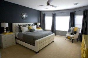 la habitación el color
