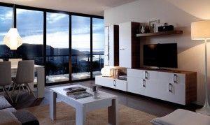 Muebles de salón, deja espacio